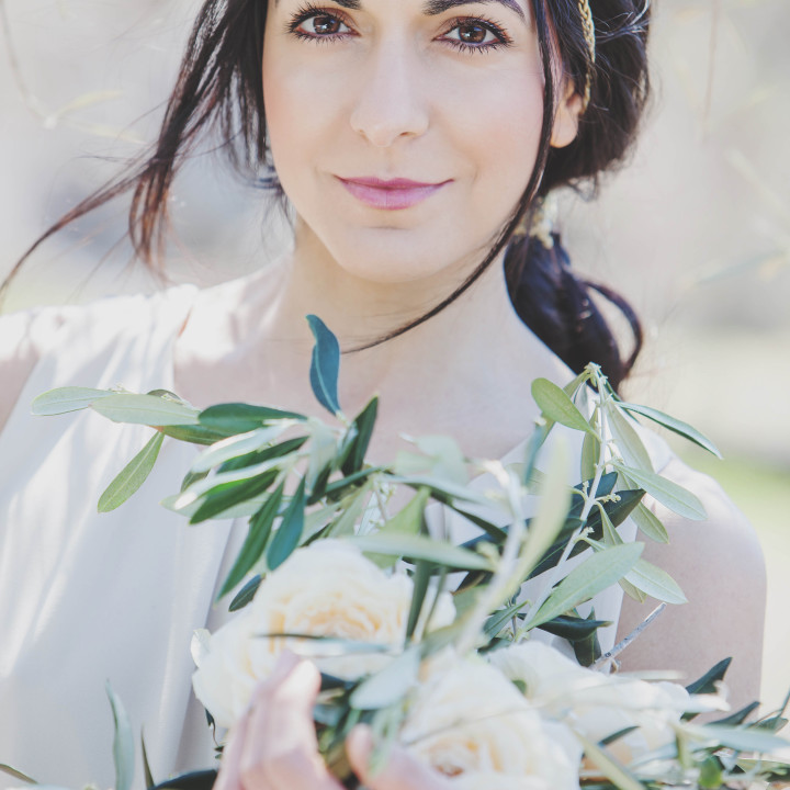 Olive grove // styled shoot