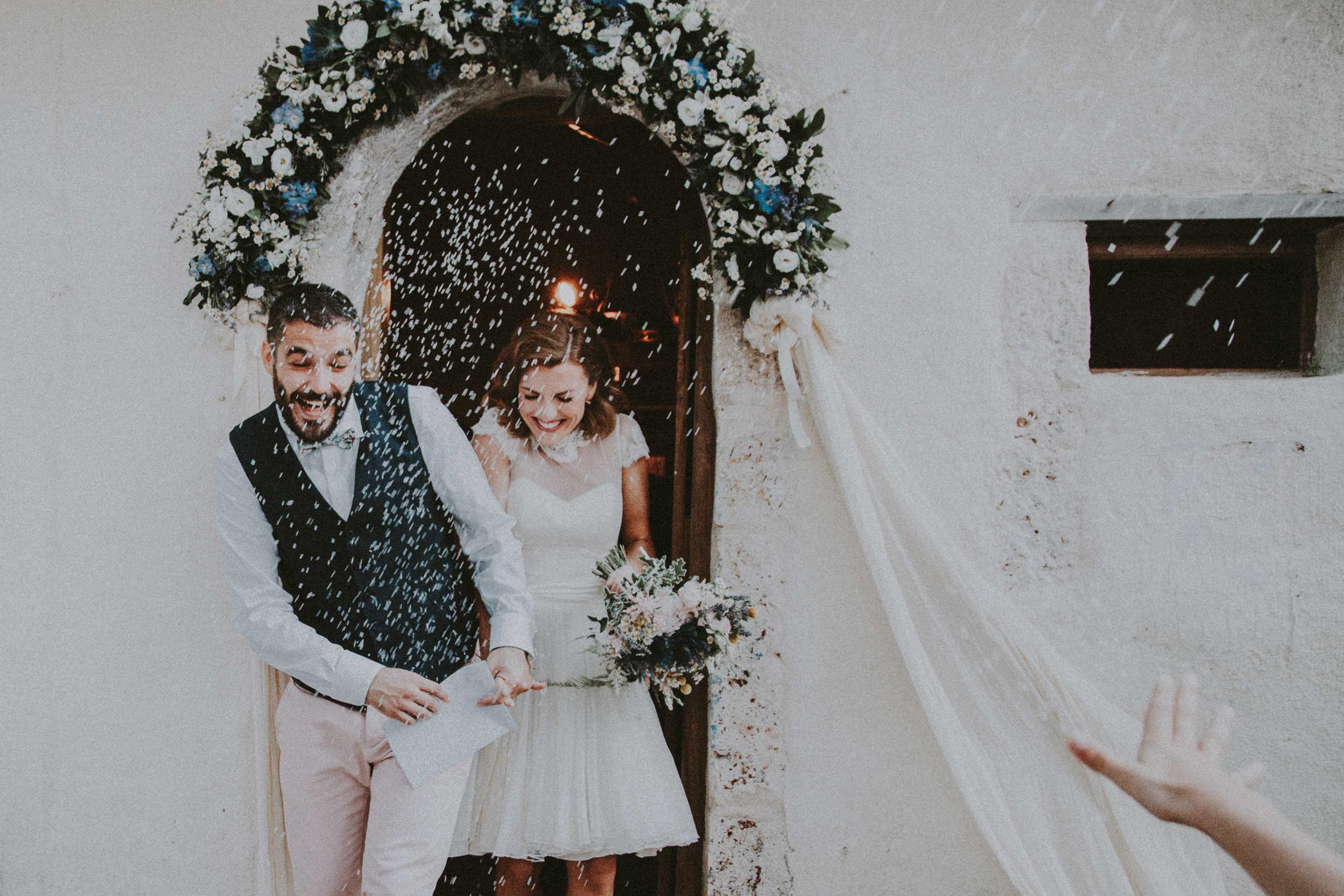 Lefkas greece wedding
