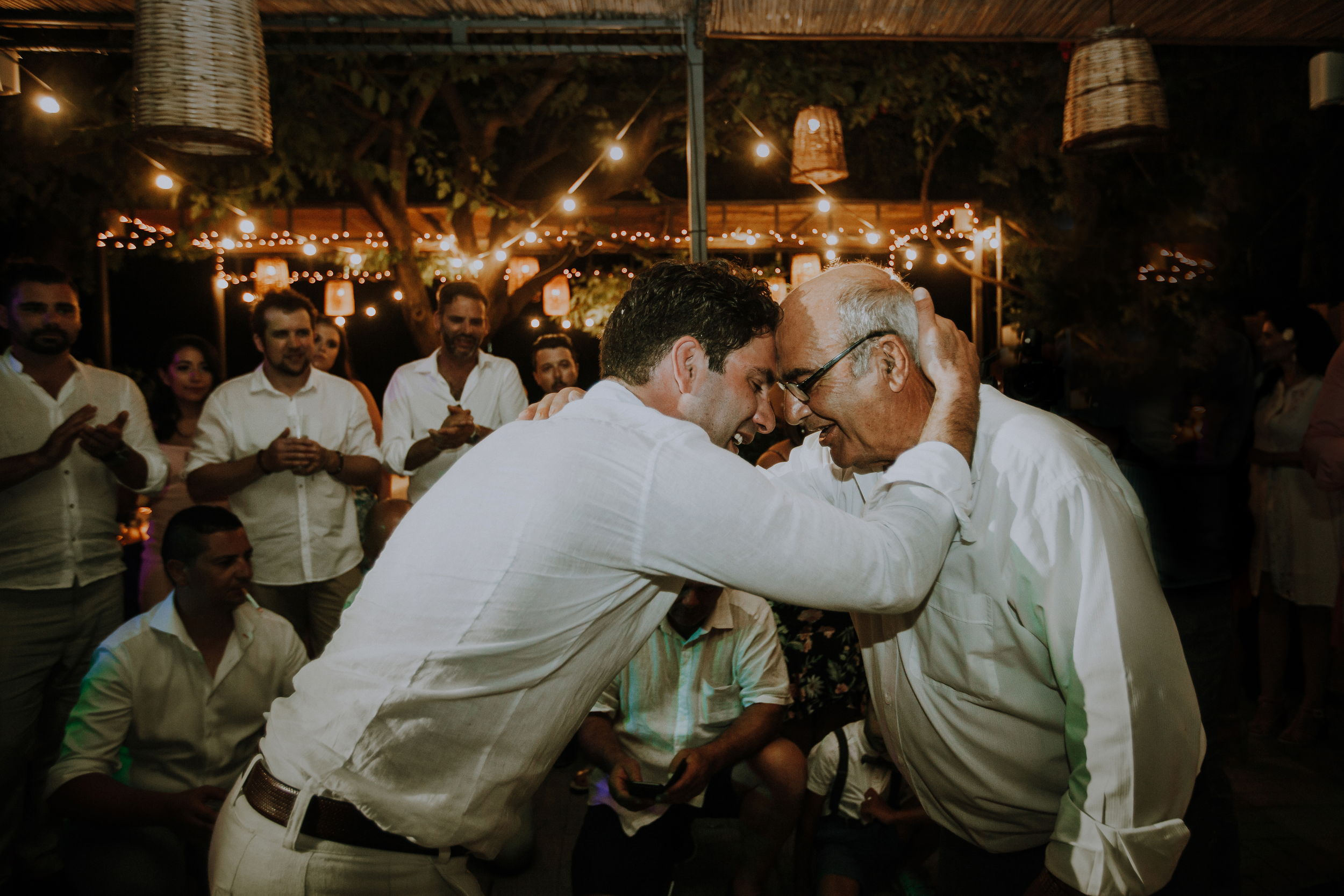 Lefkada wedding, Greek dance
