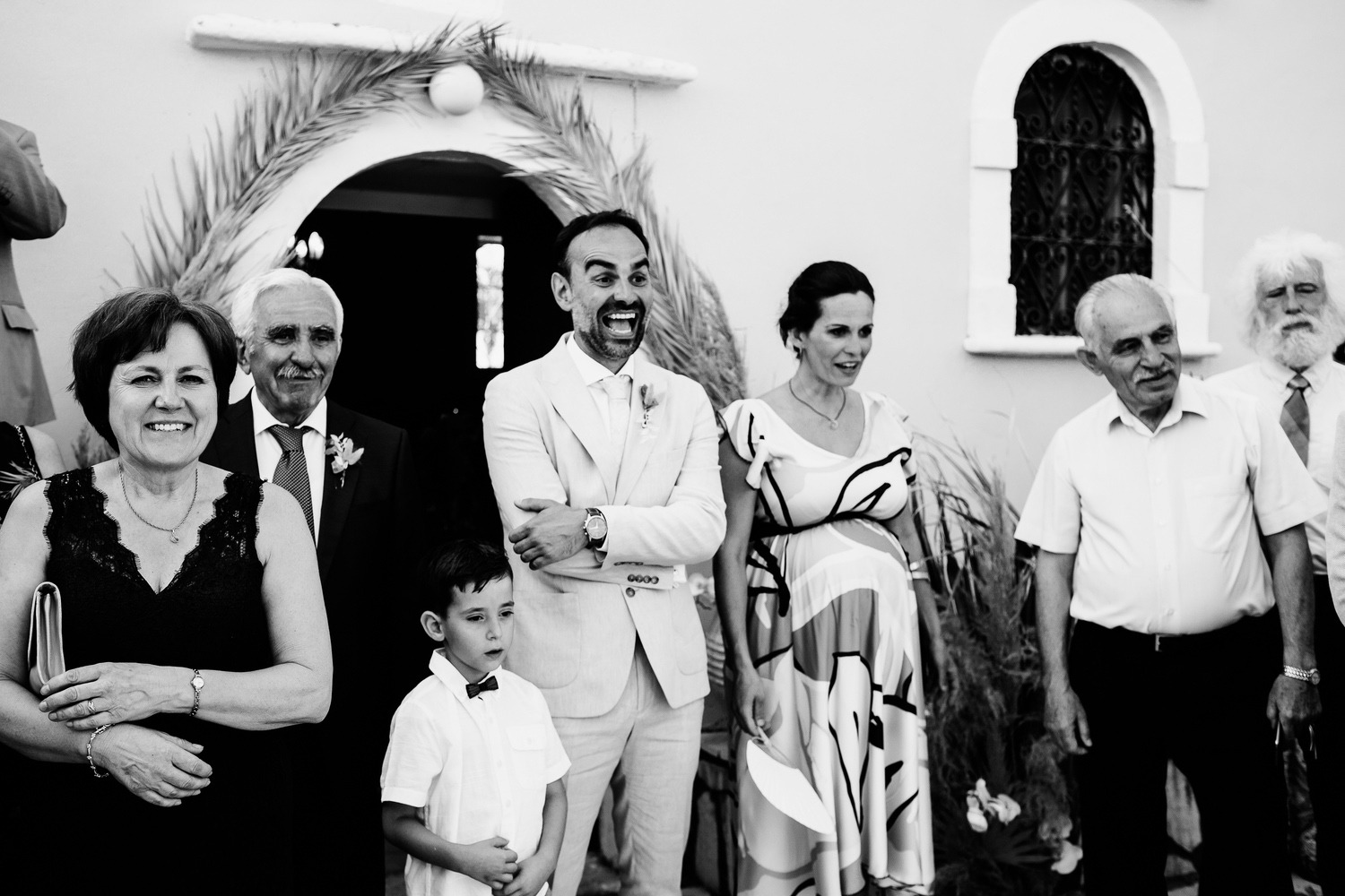 Lefkada orthodox wedding