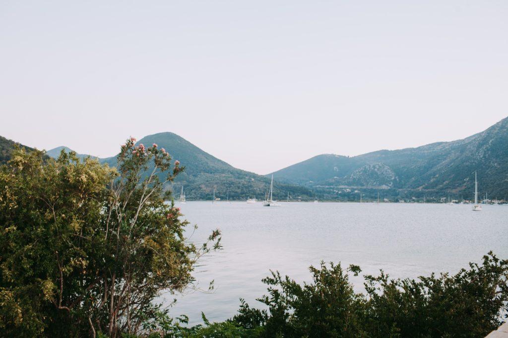 Lefkada seaside wedding